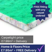 10mm Majesty Supreme - Carpet underlay